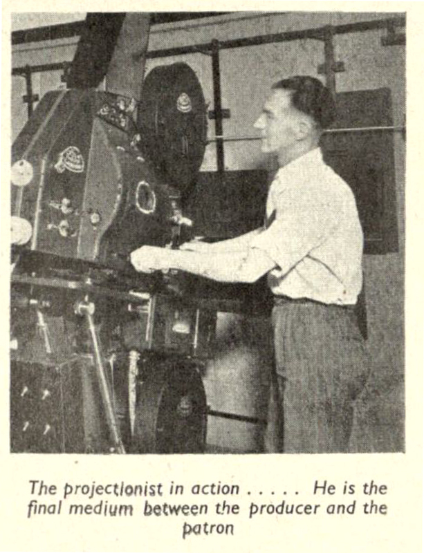 Kinematograph Weekly, 15 December 1949, p. 203