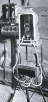 1912 projection box - slide lantern